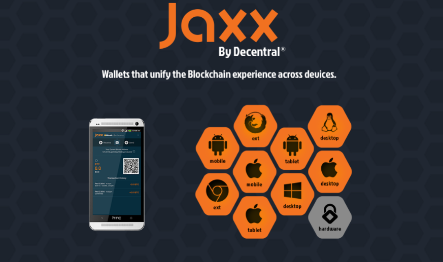 Download and Install Jaxx Blockchain Wallet for PC (Windows